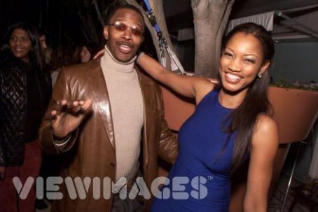 Garcelle Beauvais - Garcelle Nilon and Jamie Foxx
