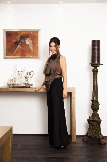 Nebahat Çehre - InStyle Home Magazine Pictorial [Turkey] (November 2011)