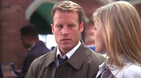Julie Bowen  and Mark Valley