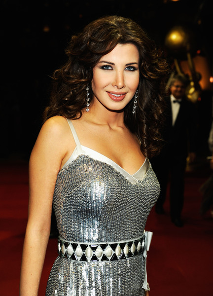 Nancy Ajram - 20 World Music Awards - November 09, 2008