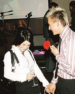 Vlad Topalov Julia Volkova and