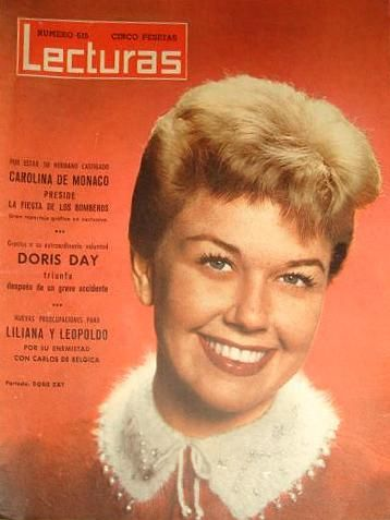 Doris Day - Lecturas Magazine [Spain] (15 January 1962)