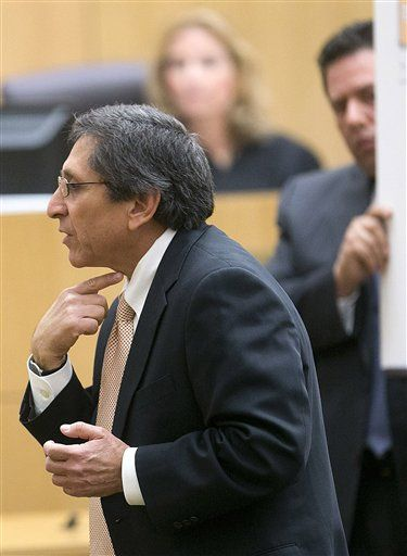 Juan Martinez  Explaining Travis Alexander's Mortal Wound To the Court