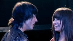 Camp Rock Demi Lovato and Joe Jonas