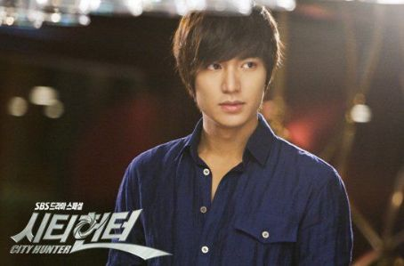 Min-ho Lee - Lee Min Ho in City Hunter Korean Drama  Pictures