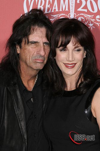 Sheryl Cooper Alice Cooper and