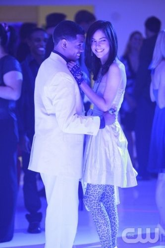 Jessica Stroup Tristan Wilds and