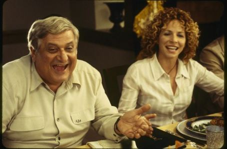 Michael Lerner  as Ira Stuckman and Meredith Scott Lynn as Jennifer Stuckman