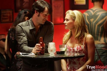 Stephen Moyer Anna Paquin and