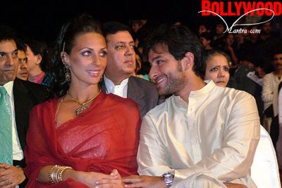 Saif Ali Khan Saif Khan and Rosa Catalano