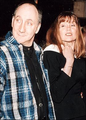 Karen Astley Pete and Karen Townshend