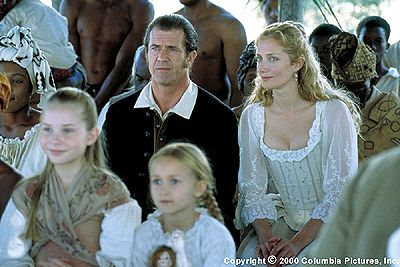 Joely Richardson Mel Gibson and