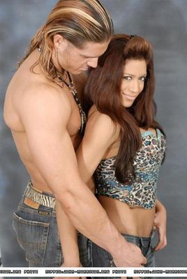 John Hennigan and Melina Perez - John Morrison and Melina Perez