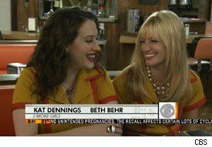 Can '2 Broke Girls' Be TV's Next Great Female Buddy Comedy? (VIDEO)