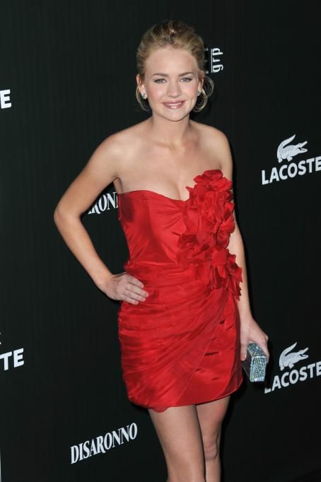 Britt Robertson - Brittany Robertson - 13 Annual Costume Designers Guild Awards with presenting sponsor Lacoste held at The Beverly Hilton hotel on February 22, 2011 in Beverly Hills, California