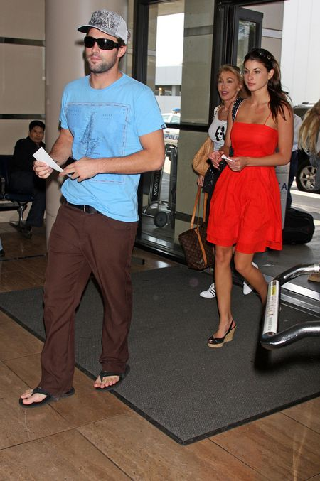 Cora Skinner Brody Jenner and