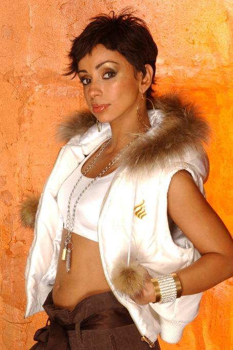 Mya - Mýa Harrison - Anthony Cutajar Studio Photo Shoot In New York City, 2006-8-25