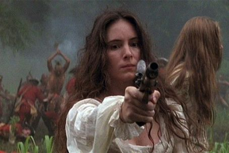 Madeleine Stowe - The Last of the Mohicans