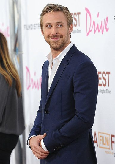 Ryan Gosling Looks Dapper at His Drive Premiere