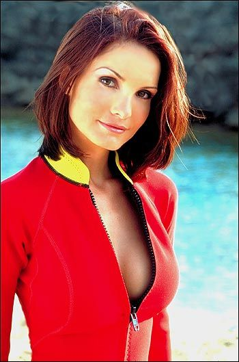Alicia Rickter  in Baywatch