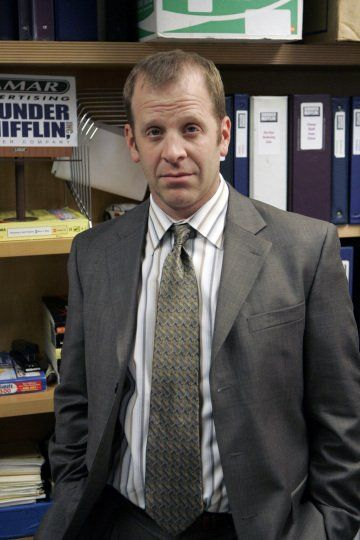 Paul Lieberstein The Office (2005)