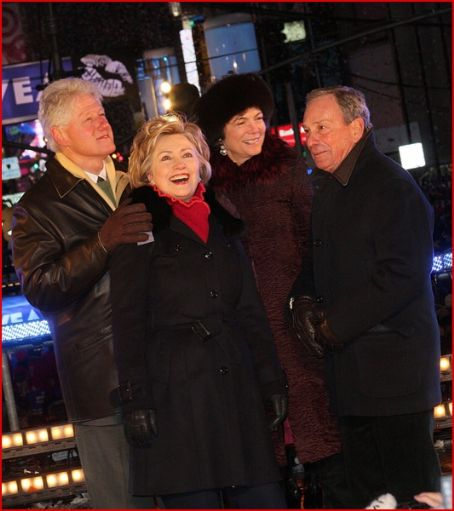 Hillary Rodham Clinton and Bill Clinton
