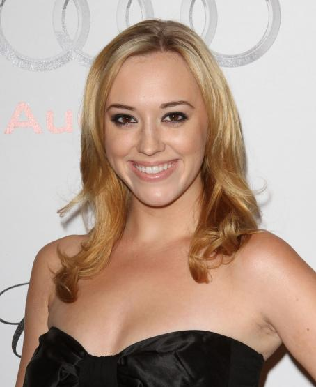 Andrea Bowen - Audi/Chopard EMMY Week Red Carpet Style Kick-off Party Held At Cecconi's Restaurant On August 22, 2010 In Los Angeles, California