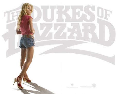 Daisy Duke The Dukes of Hazzard wallpaper - 2005