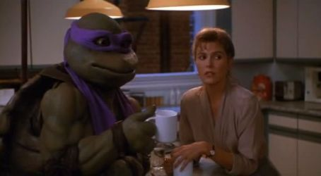April O'Neil Teenage Mutant Ninja Turtles II: The Secret of the Ooze (1991)
