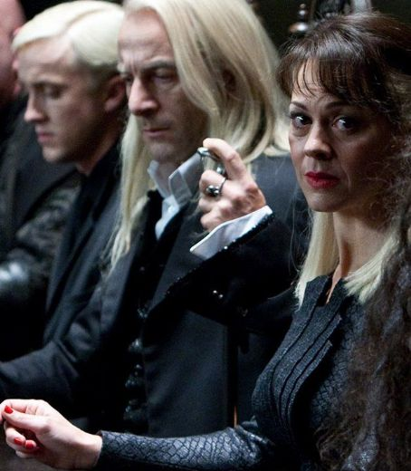 Helen McCrory Harry Potter and the Deathly Hallows: Part 1