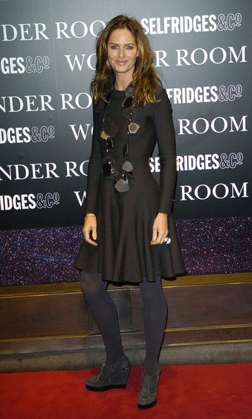 Trinny Woodall - zdjęcie, pictures, images, photos