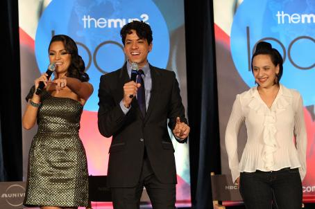 Paula Garcés - Paula Garces - NBC Universal 2010 Winter TCA Tour Day 2 At The Langham Hotel On January 10, 2010 In Pasadena, California
