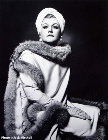 Jerry Herman ANGELA LANSBURY AS ''MAME''