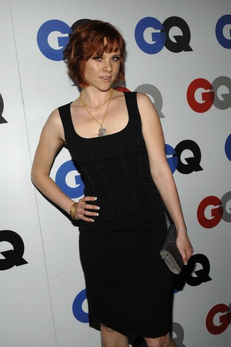 Natalya Rudakova  - GQ 2008