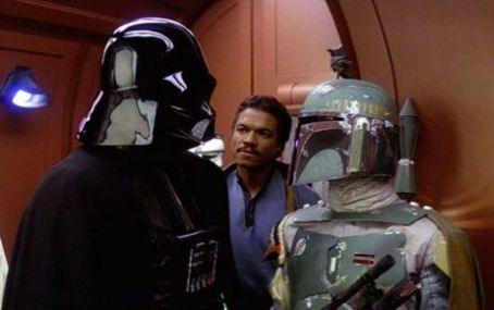 Billy Dee Williams Star Wars: Episode V - The Empire Strikes Back (1980)