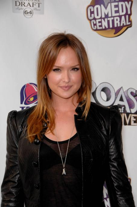 Kaylee DeFer - Comedy Central's Roast Of Joan Rivers At CBS Radford Studios On July 26, 2009 In Studio City, California