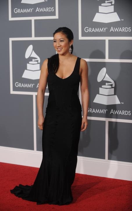 Michelle Kwan - 51 Annual Grammy Awards In LA - February 8 2009