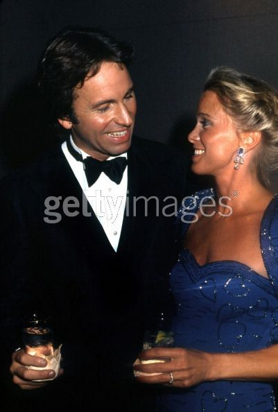 John Ritter and Nancy Morgan