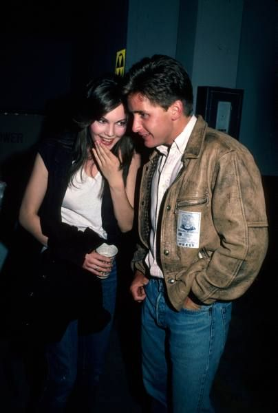 Emilio Estevez Diane Lane and