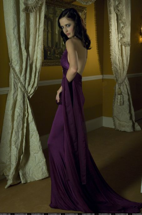 Casino Royale Eva Green as Vesper Lynd in  (2006)