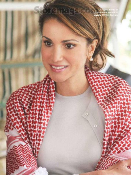 Queen Rania - anna Magazine Pictorial [Italy] (December 2011)