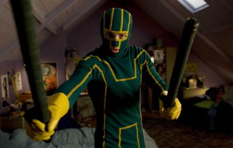 Chloë Grace Moretz Chloe Moretz stars as 'Hit Girl' in KICK-ASS. Photo courtesy of Marv Films / Lionsgate