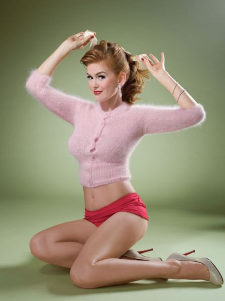 Isla Fisher  in Vanity Fair