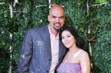 Benjie Paras and Ly Diomampo