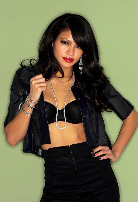 Cassie Ventura - Cassie - MTV Europe Music Awards 2006 Photoshoot