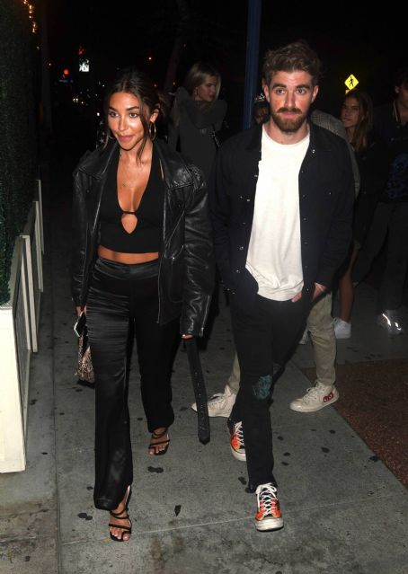 Chantel jeffries – Night out at Delilah in West Hollywood