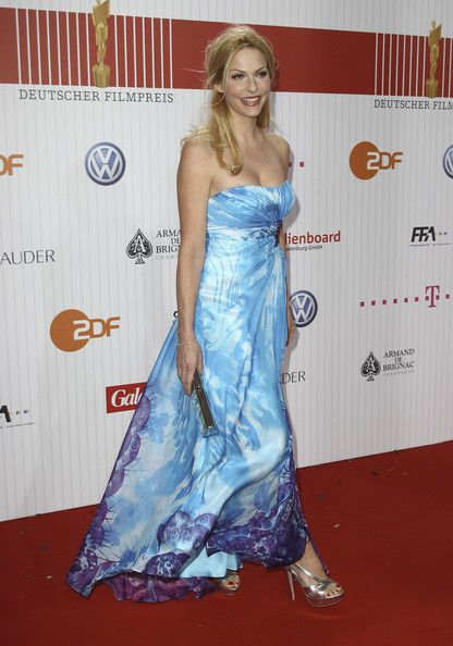 Sonya Krause - Lola - German Film Award 2011 - Red Carpet Arrivals