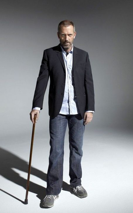 "Hugh Laurie: From ""House"" To Blues"