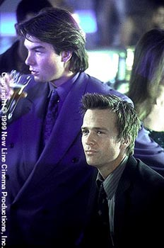 Sean Patrick Flanery Jerry O'Connell and  in Body Shots - 10/99