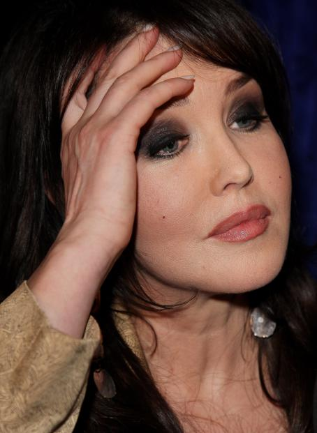 Isabelle Adjani - Globes De Cristal 2010 Awards In Paris, 8 February 2010